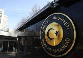 Almanya'nın Ankara Büyükelçisi Dışişleri Bakanlığına çağrıldı