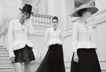 Christian Dior: Designer of Dreamsı evinizde keşfedin