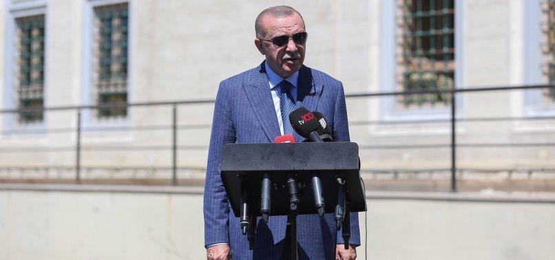 TURKEY TO RETALIATE IF GREECE ATTACKS VESSEL IN EAST MED: ERDOĞAN