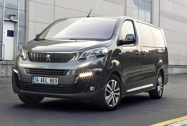 Yeni Peugeot Expert Traveller Türkiye'de