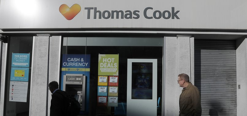 TURKEY MOVES TO PROTECT THOMAS COOK GUESTS
