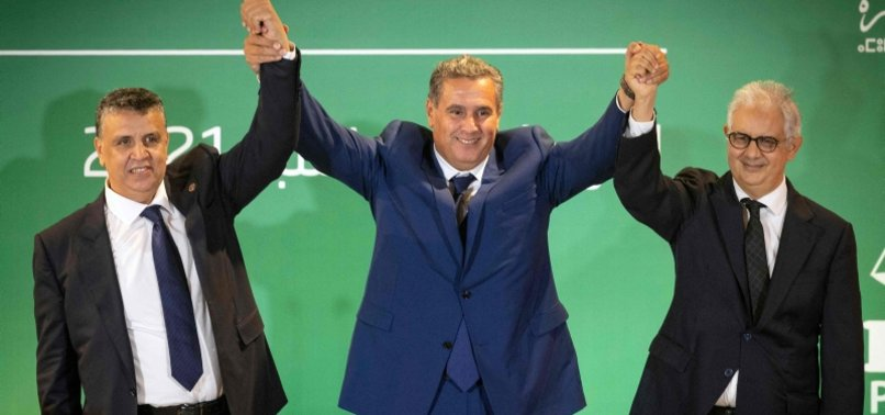 3 PARTIES TO FORM NEW COALITION GOVERNMENT IN MOROCCO