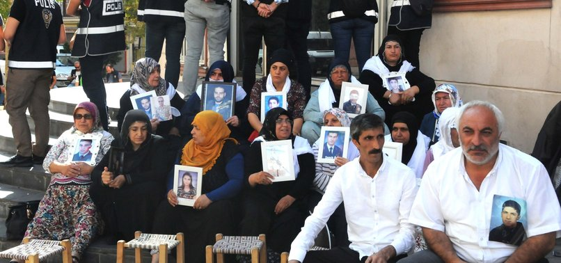 WHY DO WESTERN MEDIA CONTINUE TO IGNORE KURDISH MOTHERS PROTESTING PKK?