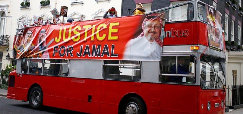 UK OKAYS $800M SAUDI ARMS SALE AFTER KHASHOGGI MURDER