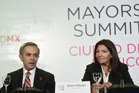 Mexico City has joined with Paris, Madrid and Athens in committing to eliminating diesel vehicles from their cities by 2025.