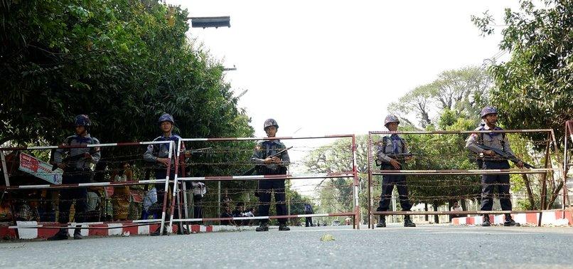 MYANMAR ARMY MILITARIZING BURNT ROHINGYA VILLAGES - REPORT