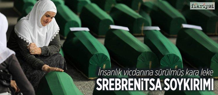 Dünyanın gözleri önünde yaşanan vahşet Srebrenitsa soykırımı