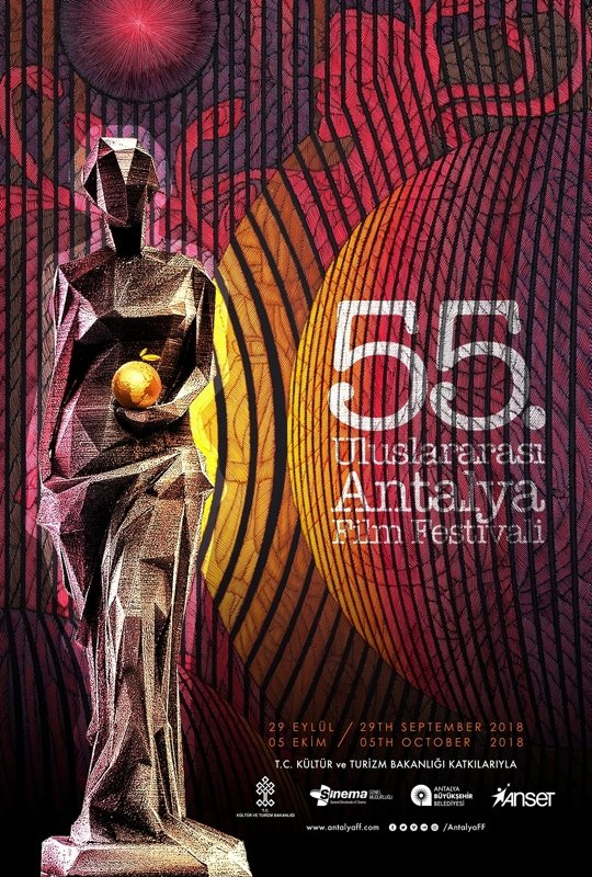 55. ULUSLARARASI ANTALYA FİLM FESTİVALİ
