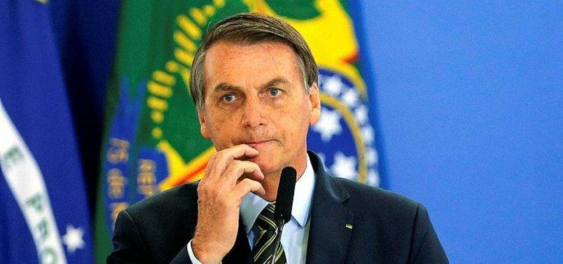 BRAZILS BOLSONARO CALLS ACTIVIST GRETA THUNBERG A BRAT