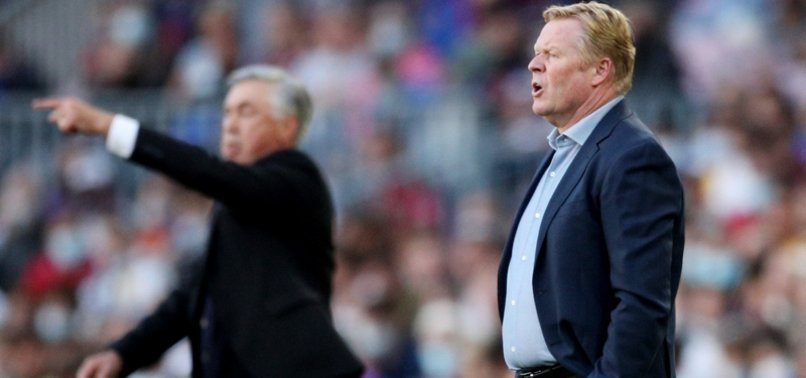 Barcelona condemn violent acts Koeman faced after Real Madrid defeat