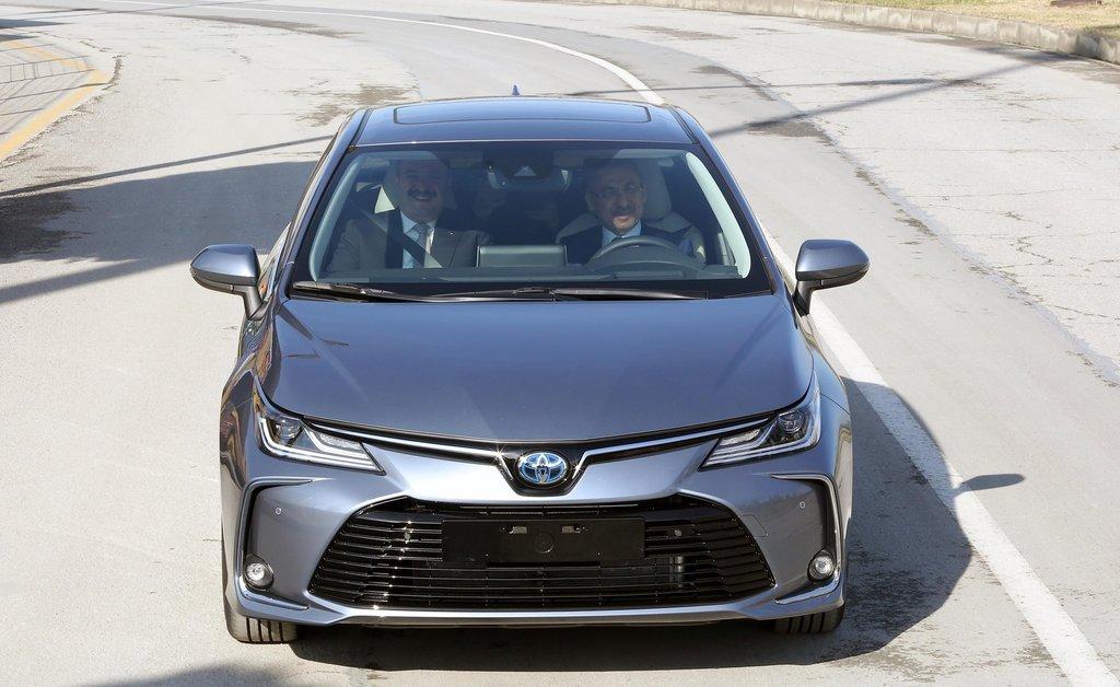 Toyota Corolla Galeri Otomobil 29 Ocak 2019 Sali
