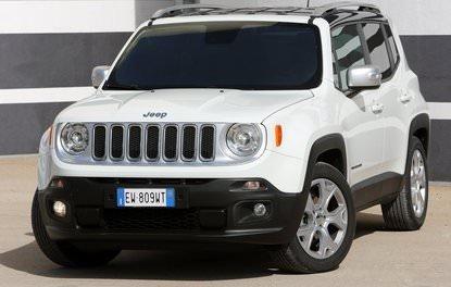 Dizel otomatik Jeep Renegade Türkiyede