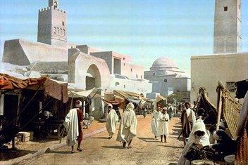 İbn Haldunun şehirleri