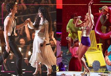 VMA gecesine damga vuran sahne performansları