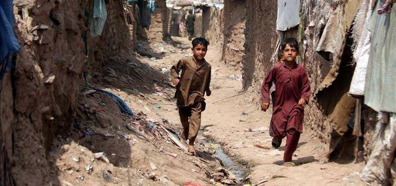 KABUL URGES ISLAMABAD NOT TO POLITICIZE REFUGEE ISSUE