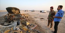 Roadside bomb kills 4 soldiers in Iraq's Diyala
