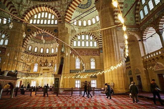Selimiye Camii nasıl inşa edildi?