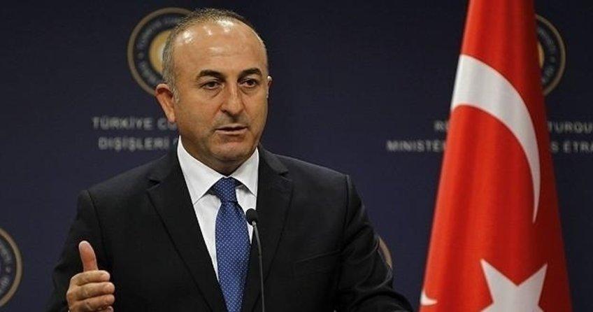 Dışişleri Bakanı Çavuşoğlu'ndan, Fransız Bakanın OHAL eleştirisine tokat gibi cevap!