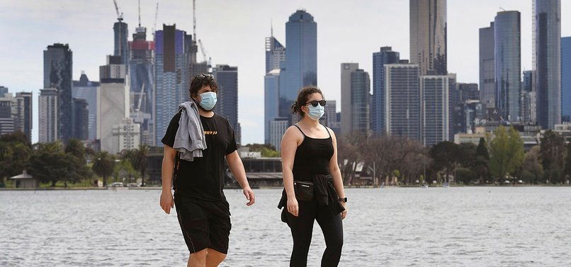 AUSTRALIAS SECOND-BIGGEST CITY EASES LOCKDOWN AS VIRUS CASES PLUMMET