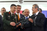 With infantry rifle, Turkey on target in local arms production