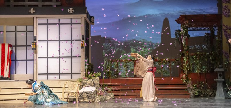 MADAMA BUTTERFLY TO BE STAGED IN TURKEYS ANTALYA