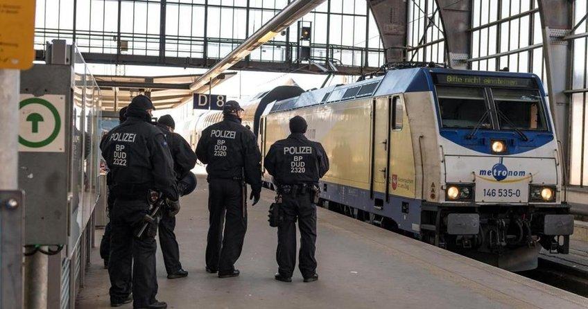 Almanyada trende tecavüz skandalı