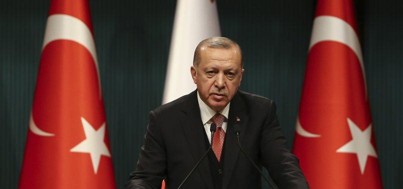 ERDOĞAN CALLS JUDICIAL REFORMS CRUCIAL FOR THE FUTURE OF TURKEY