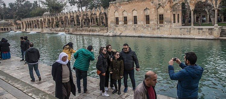 Göbeklitepe Yılı turist akınıyla başladı