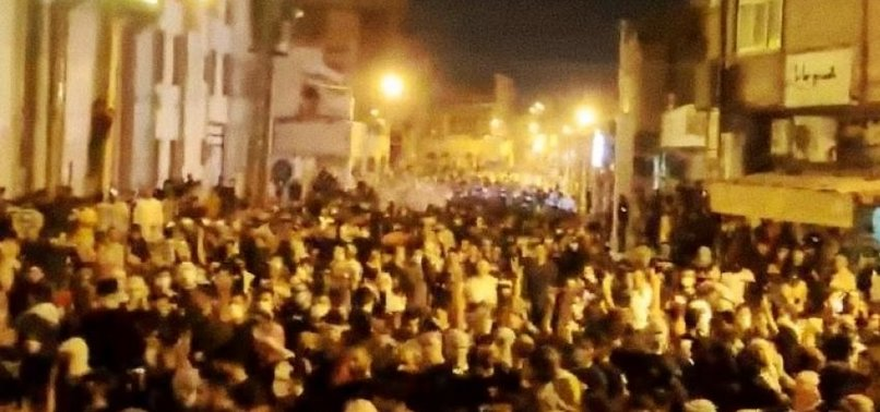 IRANS ROWHANI SAYS WATER PROTESTS LEGITIMATE