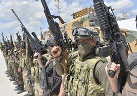 DEAŞ'lı teröristler orada sıkıştı! Çember daralıyor