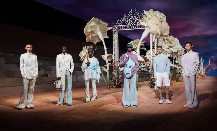 Dior Erkek Yaz 2022 Koleksiyonu