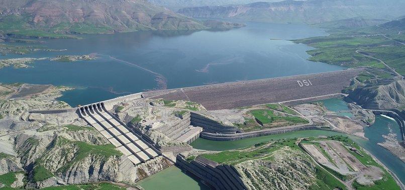 TURKEY INAUGURATES ILISU DAM POWER PLANT ON TIGRIS RIVER