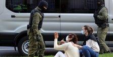 Scores arrested in protest against Belarus' president