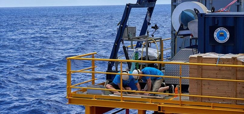 SCIENTISTS BEGIN QUEST TO EXPLORE INDIAN OCEAN DEPTHS