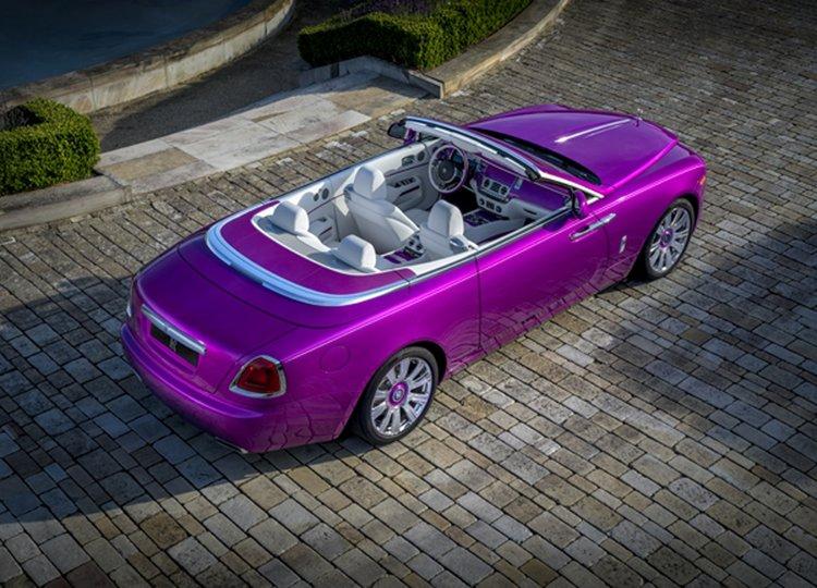 Kişiselleştirmede zirve Rolls-Royce