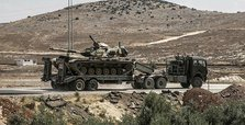 Turkish military reinforcements reach Syrian border