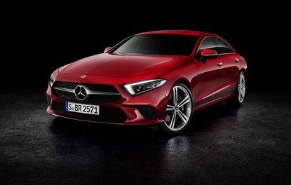 İşte yeni 2019 Mercedes-Benz CLS