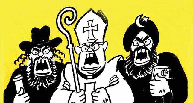 Charlie Hebdo'dan Fransız devlet oyununa