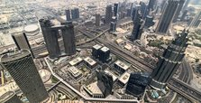 Dubai's real estate slump threatens finance center