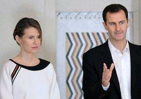 Beşşar Esad'ın eşi Esma Esad'ın İngiltere vatandaşlığından çıkarılması çağrısı