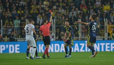Fenerbahçe Kızardı