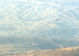 Cudi Dağı'nda 10 terörist öldürüldü