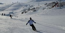 New ski resort in central Turkey attracts many tourists
