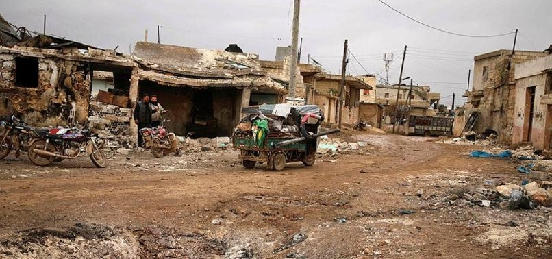 MORE THAN 38,000 FLEE HOMES IN NORTHWEST SYRIA: UN