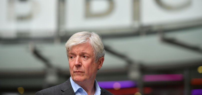 BBC CHIEF TONY HALL TO STEP DOWN AMID MOUNTING CHALLENGES