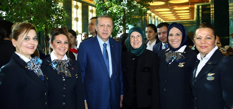 TURKEY COMMITTED TO MOVING WOMEN FORWARD IN ALL AREAS