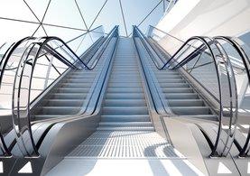 Yaz aylarında yürüyen merdivenler tehlike saçıyor!