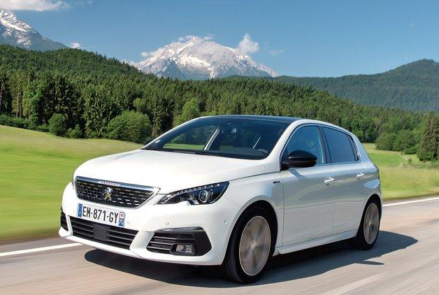 SÜRÜŞ İZLENİMİ · Peugeot 308 HB
