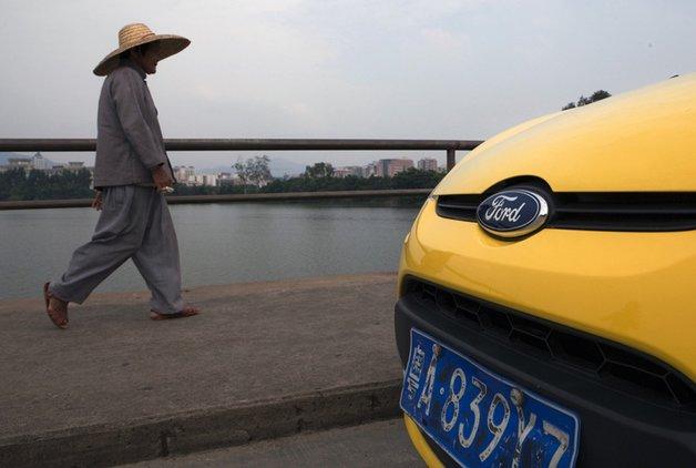 Ford, Çin'de elektrikli araç üretmek için Çinli otomobil üreticisiyle anlaşma imzaladı