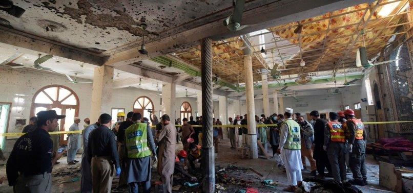 EXPLOSION AT RELIGIOUS SCHOOL KILLS 7 IN PAKISTAN